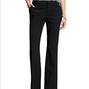 Banana Republic black pants 12